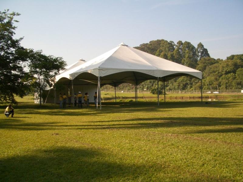 Tenda para Festa de Casamento