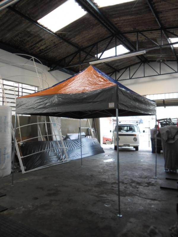 Tendas Sanfonadas 4,5x3