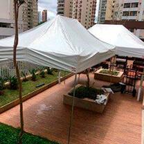 Aluguel de cobertura para festas em São Paulo