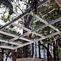 Cobertura de Vidro em São Paulo