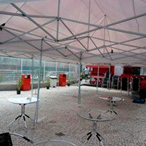 Fábrica de tendas pantográficas