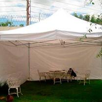 Locação de tenda pantografica