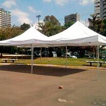 Locação de tendas sanfonadas