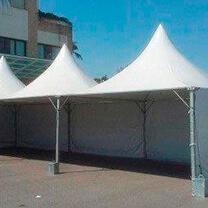 Tendas sanfonadas para eventos em São Paulo